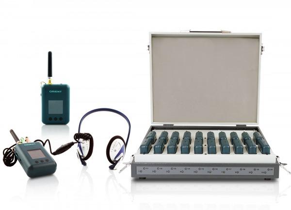 ORIA-050 Tur Rehber Dinleme Sistemi