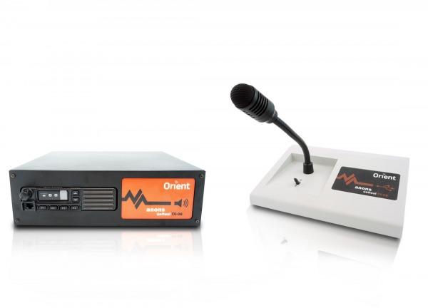 TX-06 Bilgisayar Kontrollü Ses Yayın Konsolu