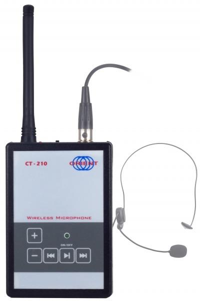 CT-210 Mp3 Çalarlı Verici