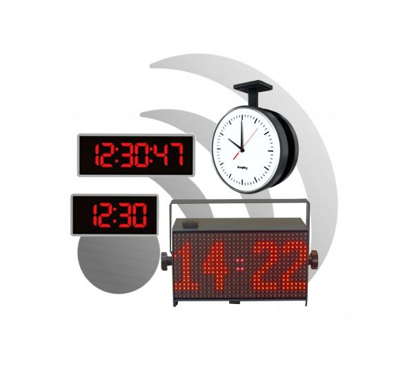 Ori-Clock Merkezi Saat Sistemi